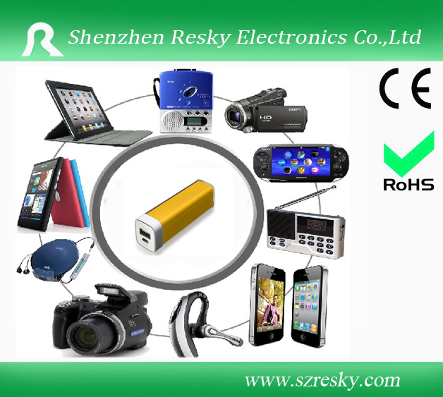 5000mAh portable back-up battery bank