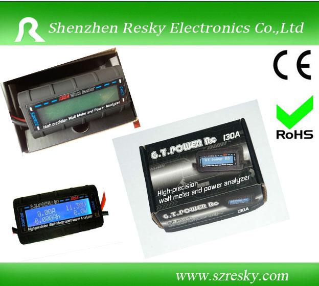 G.T.Power Digital 130Amp DC watt meter