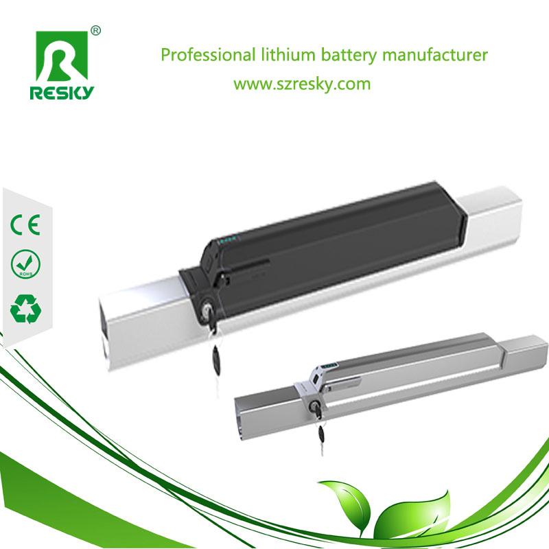 48v 14.5ah panasonic lithium e-bike battery