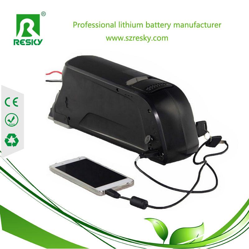 Multifunction e-bike battery packs