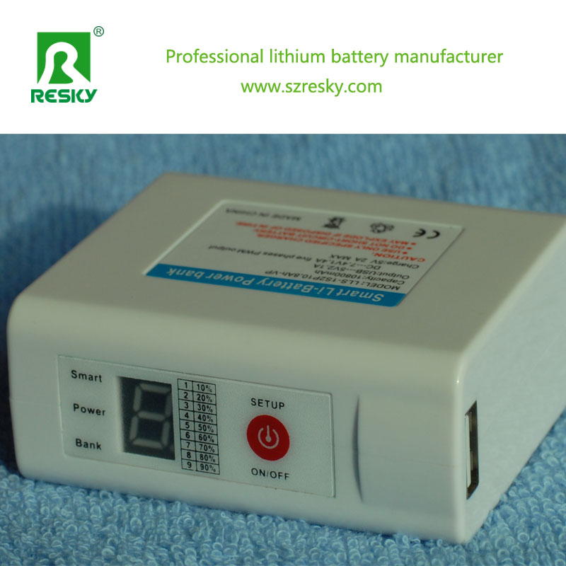 Multi-function power bank and heating battery pack