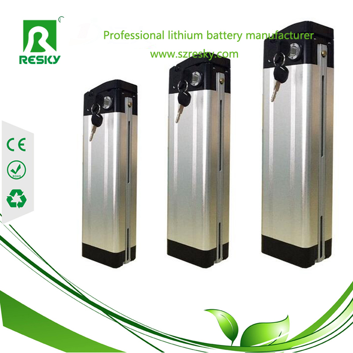 36v lithium silverfish battery pack