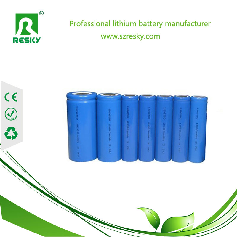 26650 3.7V 4500mAh Rechargeable Battery cell for power tool