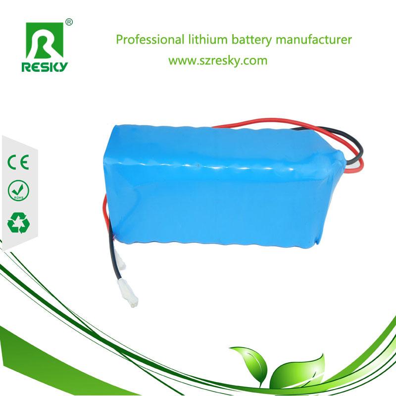 24v 9Ah lithium battery pack