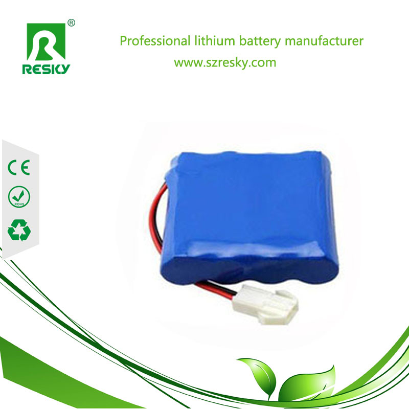 14500 4series Lithium battery pack for medical