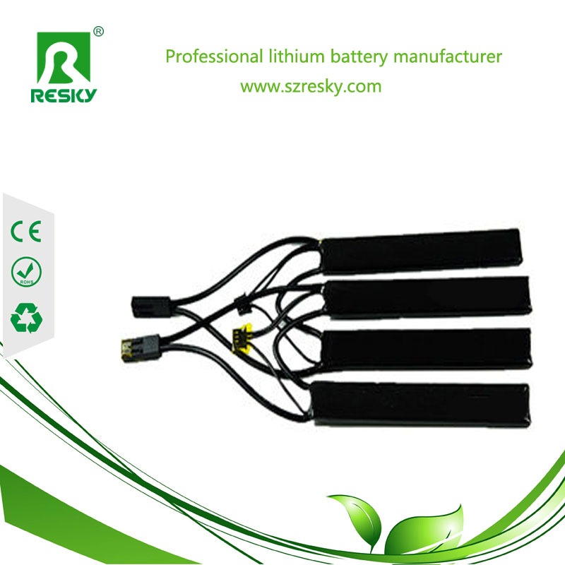 RC lithium battery cells