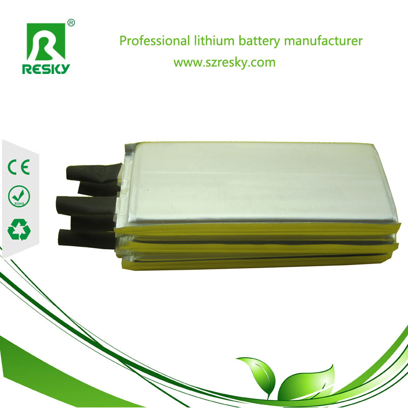 rechargeable lithium Polymer battery