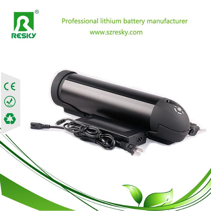 36v 11.6ah Panasonic e-bike battery pack